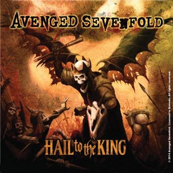 Buy Hail To The King Coaster by Avenged Sevenfold