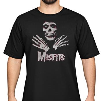 Buy Hands T-Shirt by Misfits