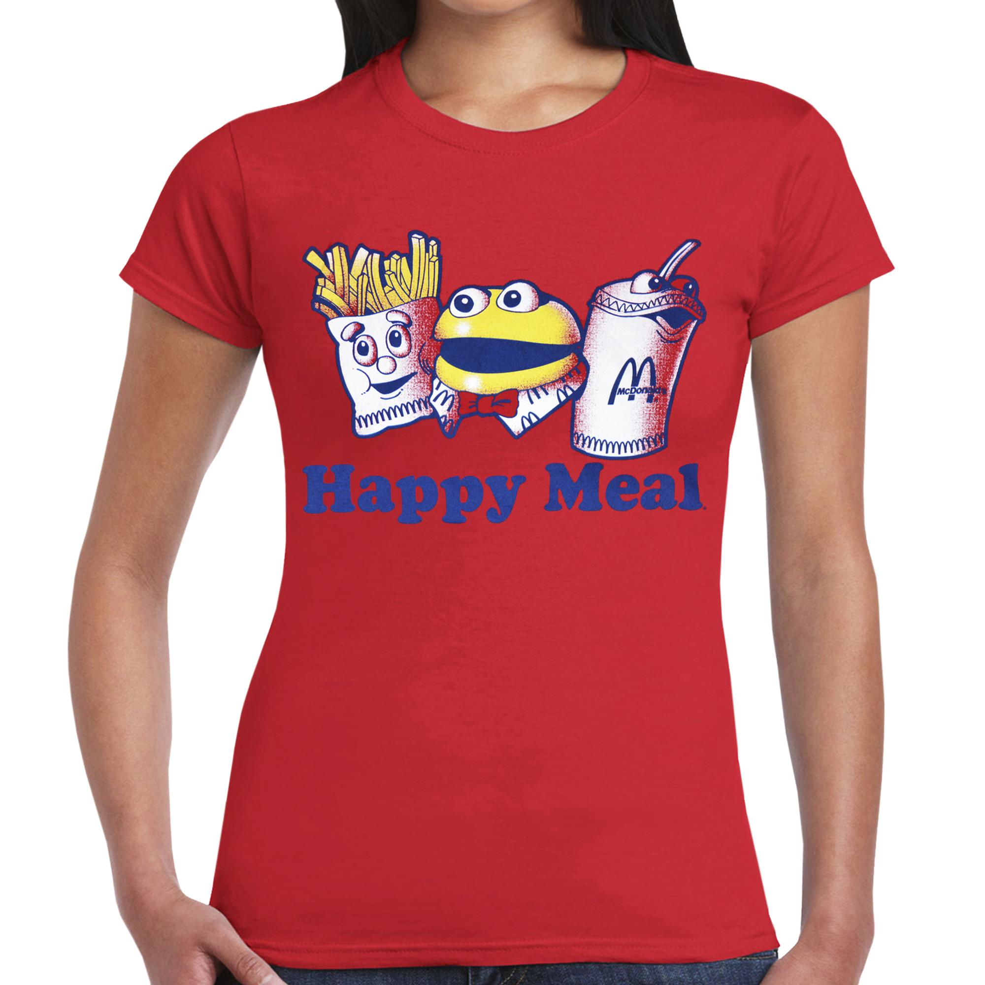 Happy Meal Red