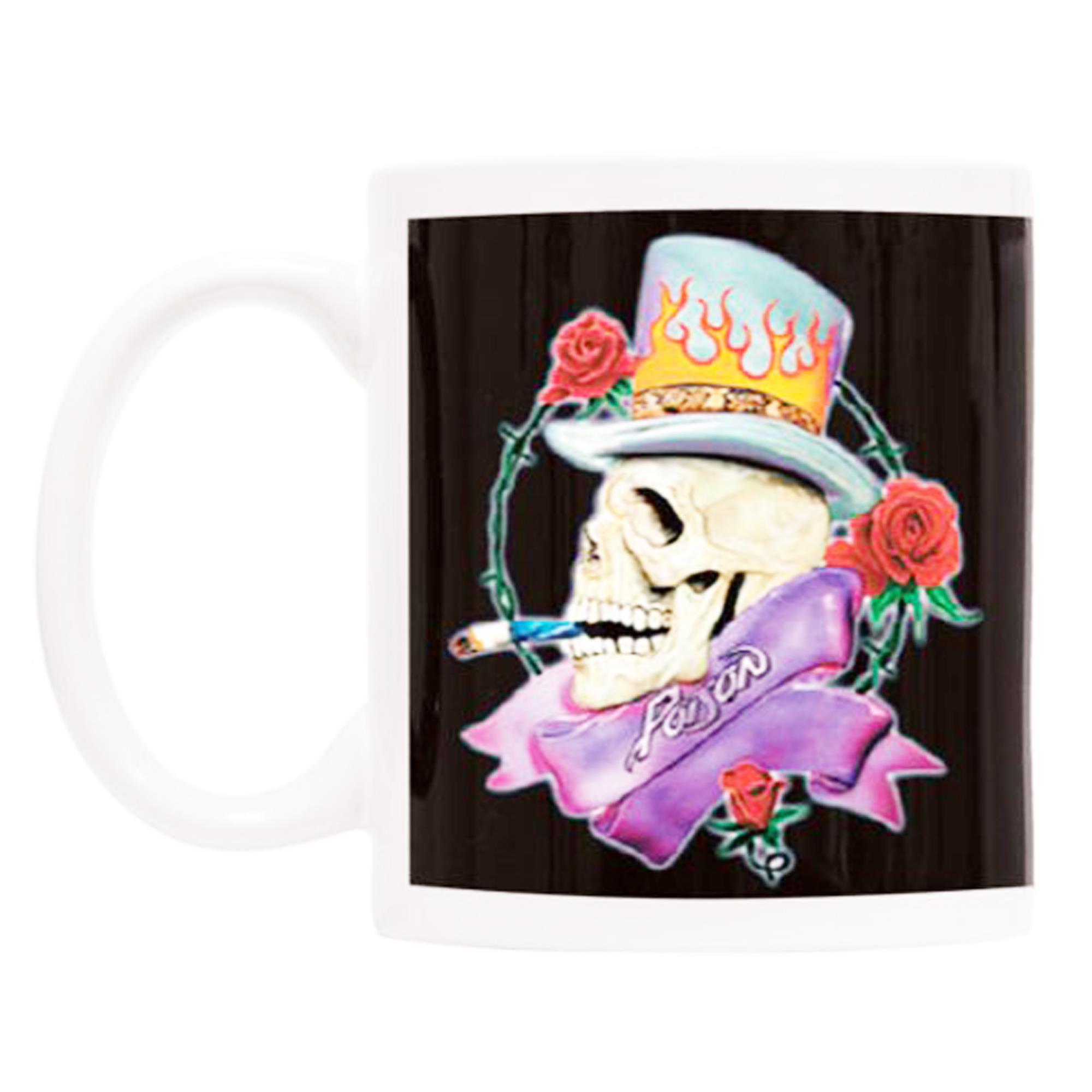 Hat Skull Mug