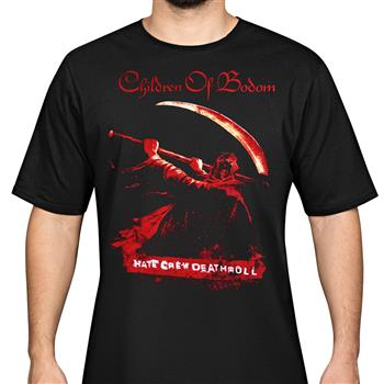 Buy Hatecrew T-shirt by Children Of Bodom