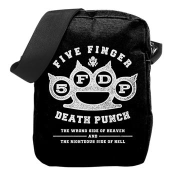 Five Finger Death Punch Heaven And Hell Crossbody Bag