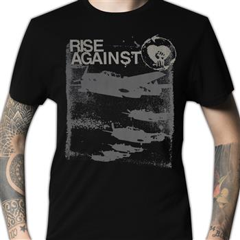 Rise Against Helicopter