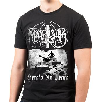 Buy Here's No Peace (Import) T-Shirt by Marduk