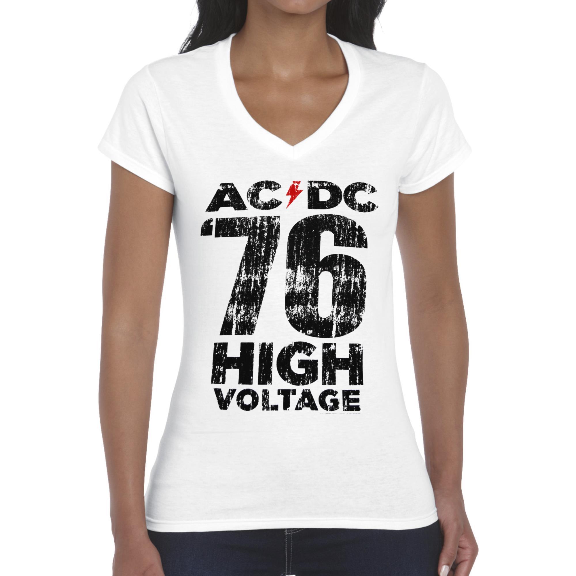 High Voltage V-Neck Shirt