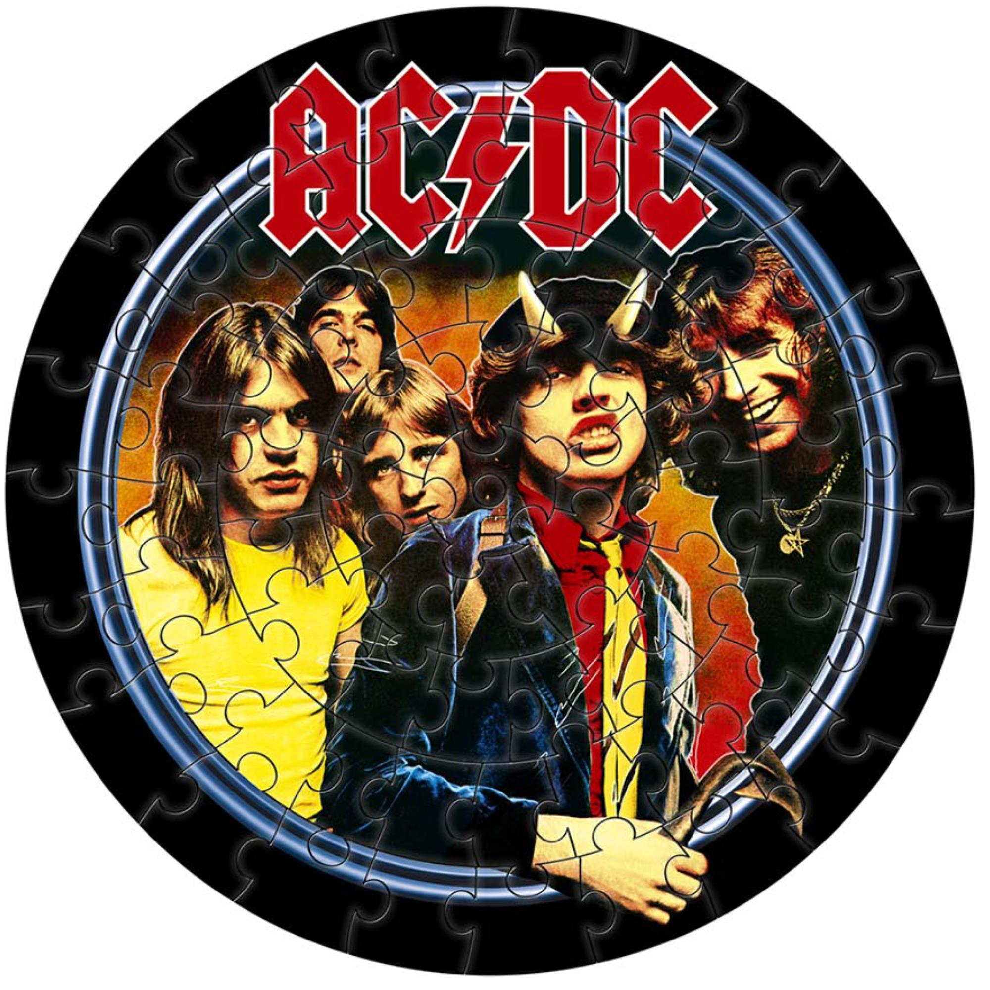 Highway To Hell Jigsaw Puzzle