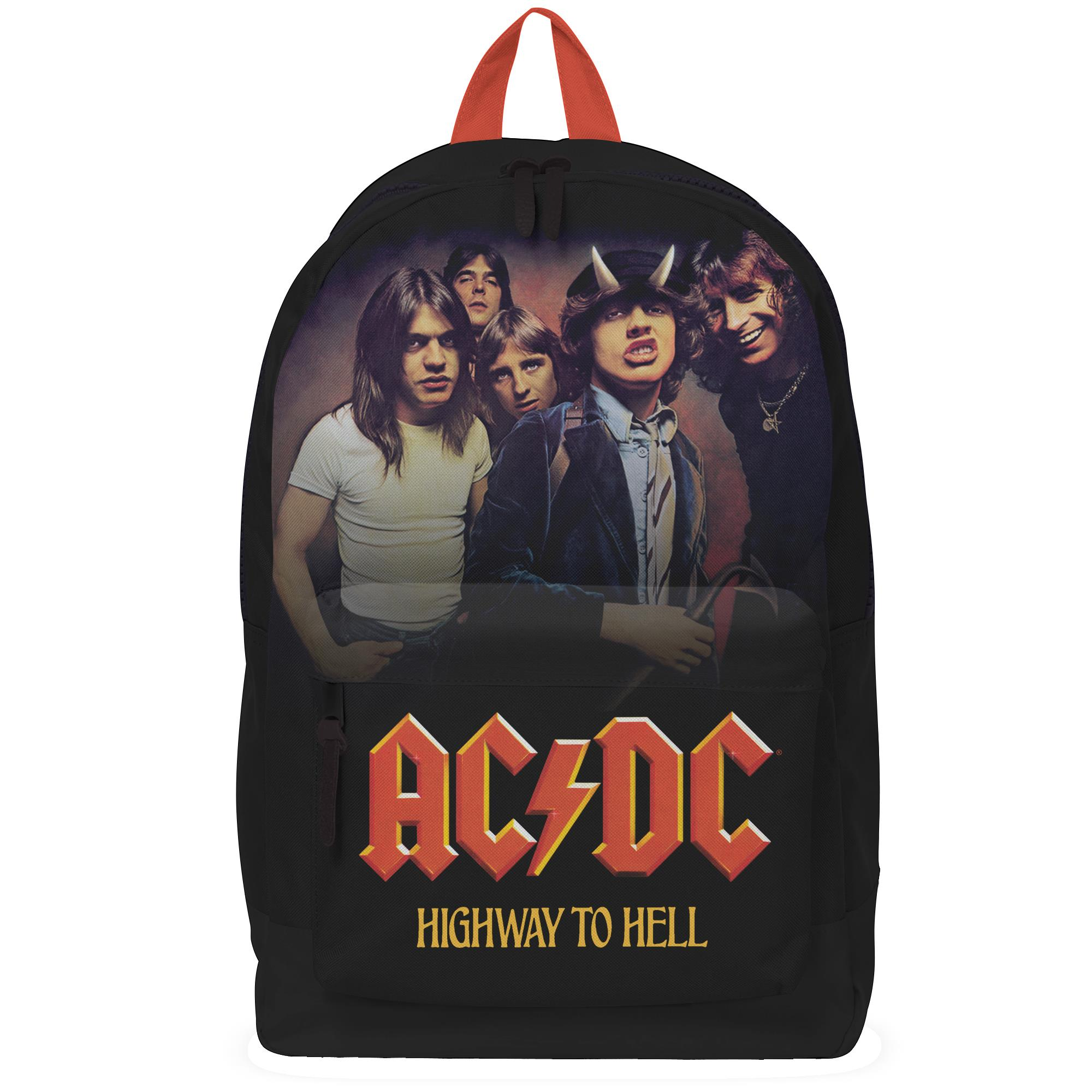 Highway To Hell Backpack Bag