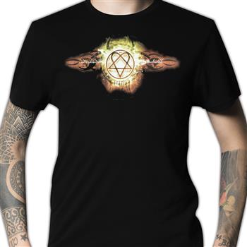 Buy Tribal Flames T-Shirt by Him