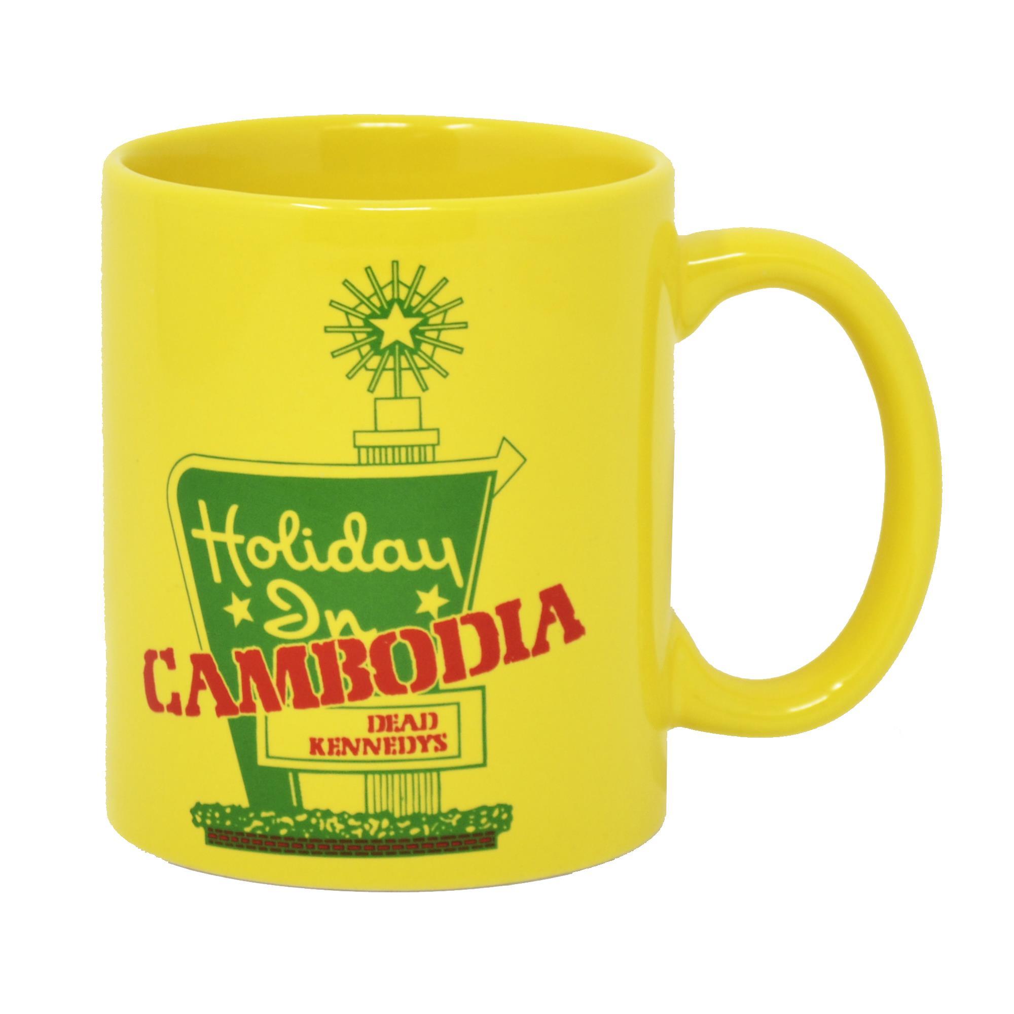 Holiday In Cambodia Mug
