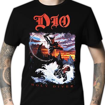 Buy Holy Diver Full Artwork by Dio