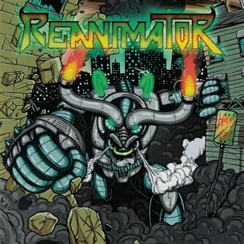 Reanimator Horns Up CD