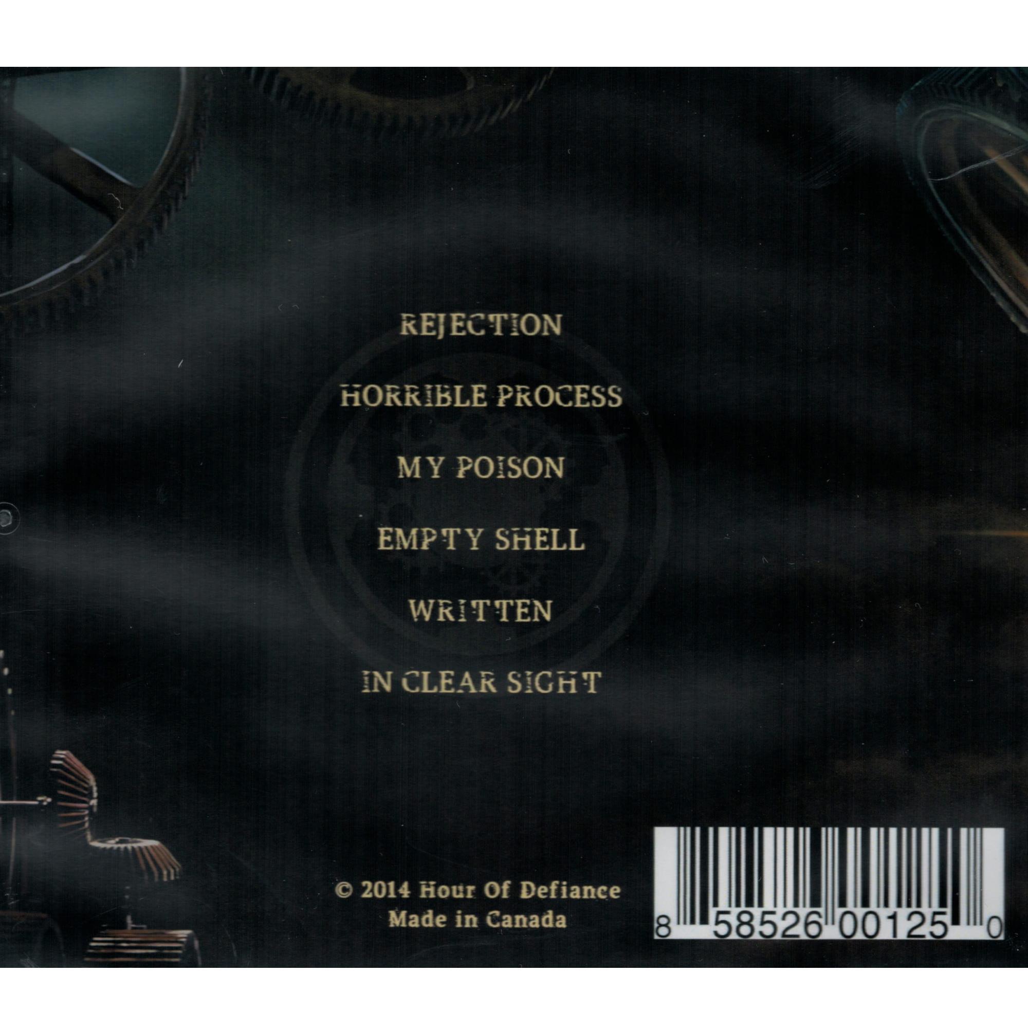 Horrible Process CD