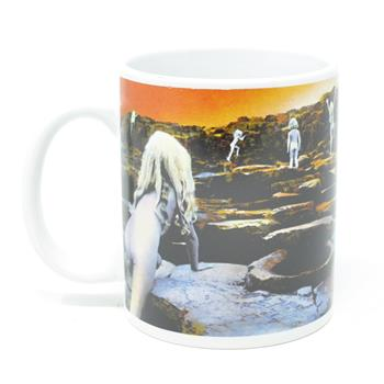 Led Zeppelin Houses Of The Holy Mug