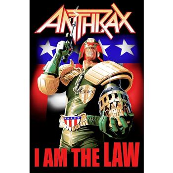 Anthrax I Am The Law