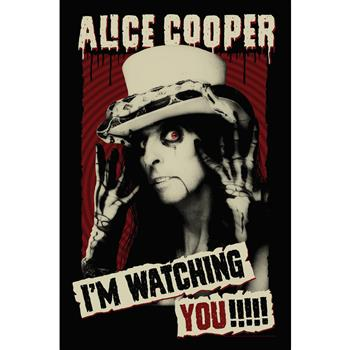 Alice Cooper I'm Watching you