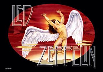 Led Zeppelin Icarus