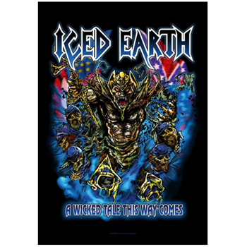 Buy A Wicked Tale by ICED EARTH