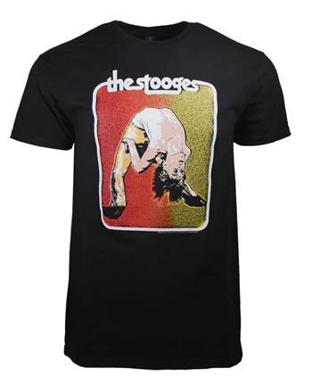 Iggy Pop Iggy Pop Colorful Backbend T-Shirt