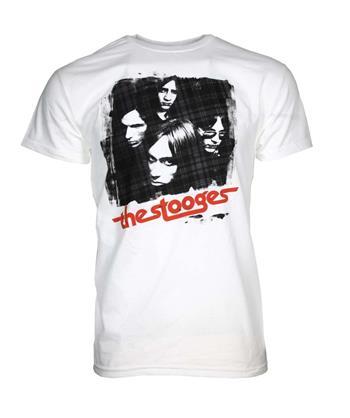 Iggy Pop The Stooges Group Shot T-Shirt