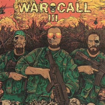 Buy III CD by Warcall