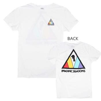 Buy Imagine Dragons Transcend Logo T-Shirt by Imagine Dragons