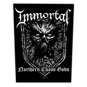Immortal Northern Chaos Gods Backpatch