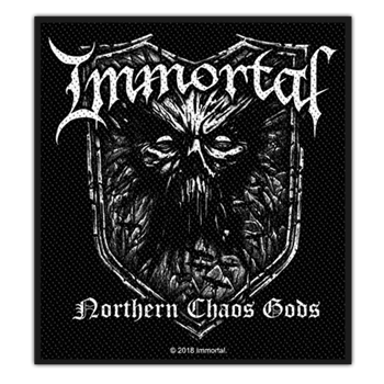 Buy Northern Chaos Gods Patch by Immortal