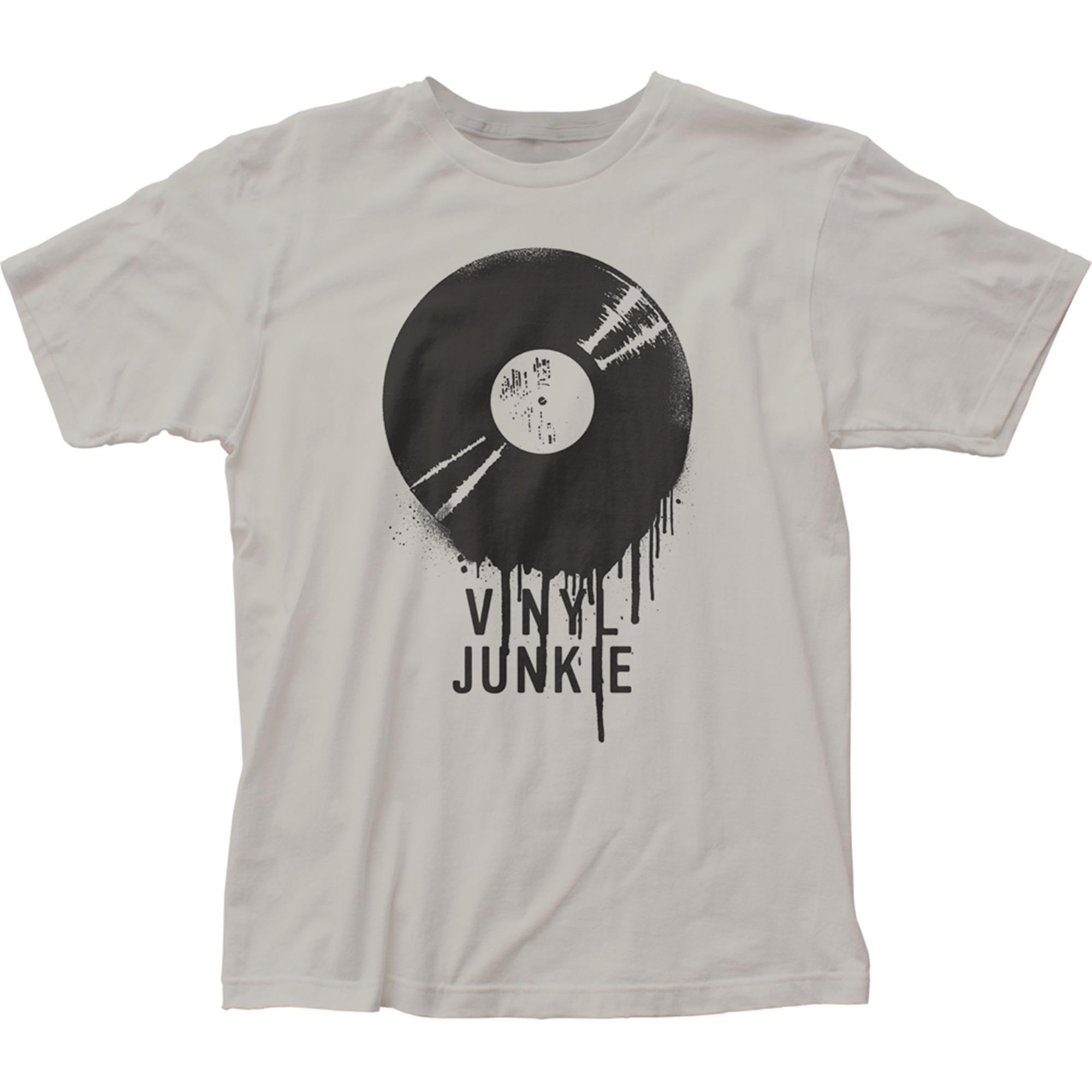 Impact Originals Vinyl Junkie T-Shirt