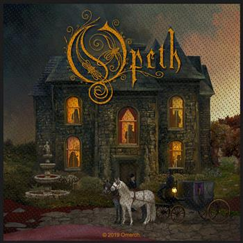 Opeth In Caude Venenum Patch