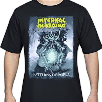Buy Patterns Of Force (Import) by INTERNAL BLEEDING