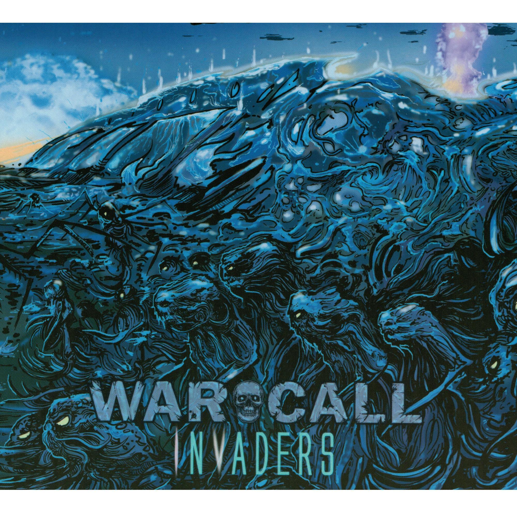 Invaders CD