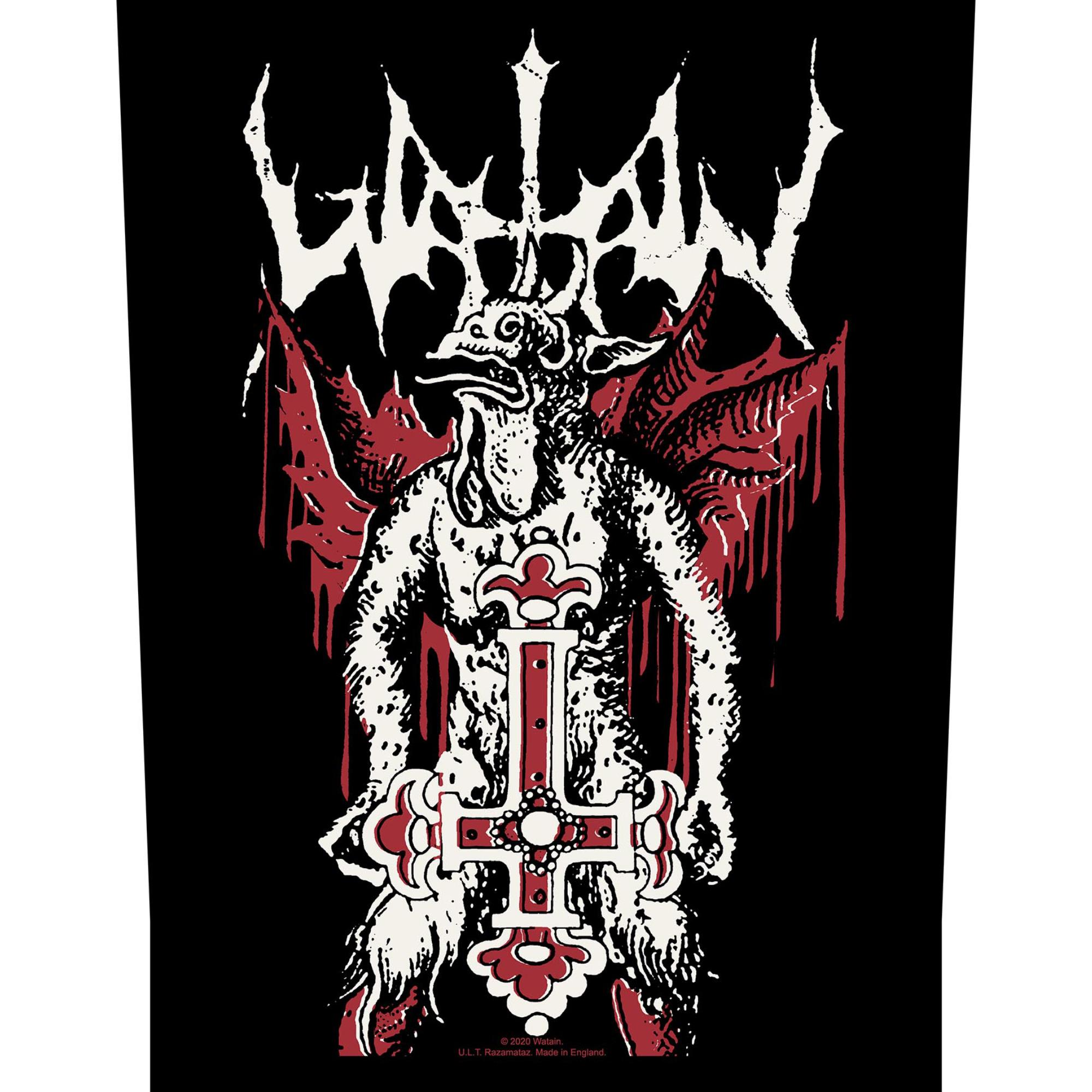Inverted Cross Backpatch