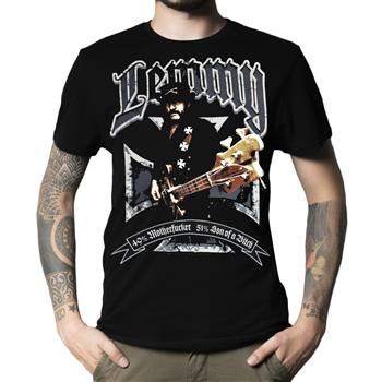 Lemmy Iron Cross