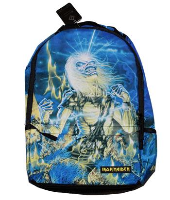 Buy Iron Maiden Album Cover Backpack by Iron Maiden
