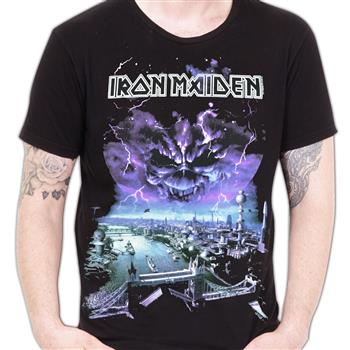Buy Brave New World T-Shirt by Iron Maiden