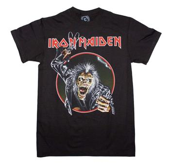 Buy Iron Maiden Eddie Hook T-Shirt by Iron Maiden