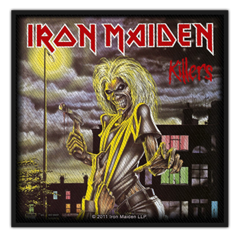Buy Killers by Iron Maiden