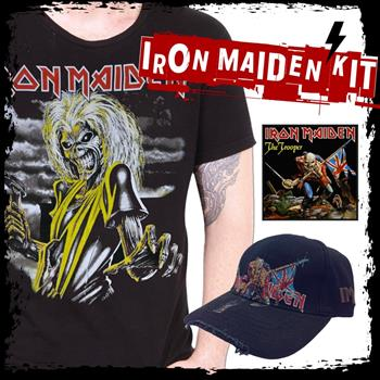 IRON MAIDEN KIT
