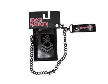 Iron Maiden Iron Maiden Matter of Life and Death Wallet & Chain