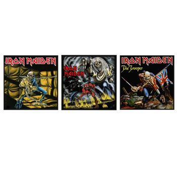 Iron Maiden Iron Maiden Patch Pack