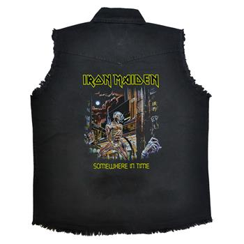 Iron Maiden Somewhere In Time (Import) Vest