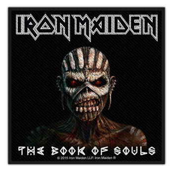 Buy The Book Of Souls Patch by Iron Maiden