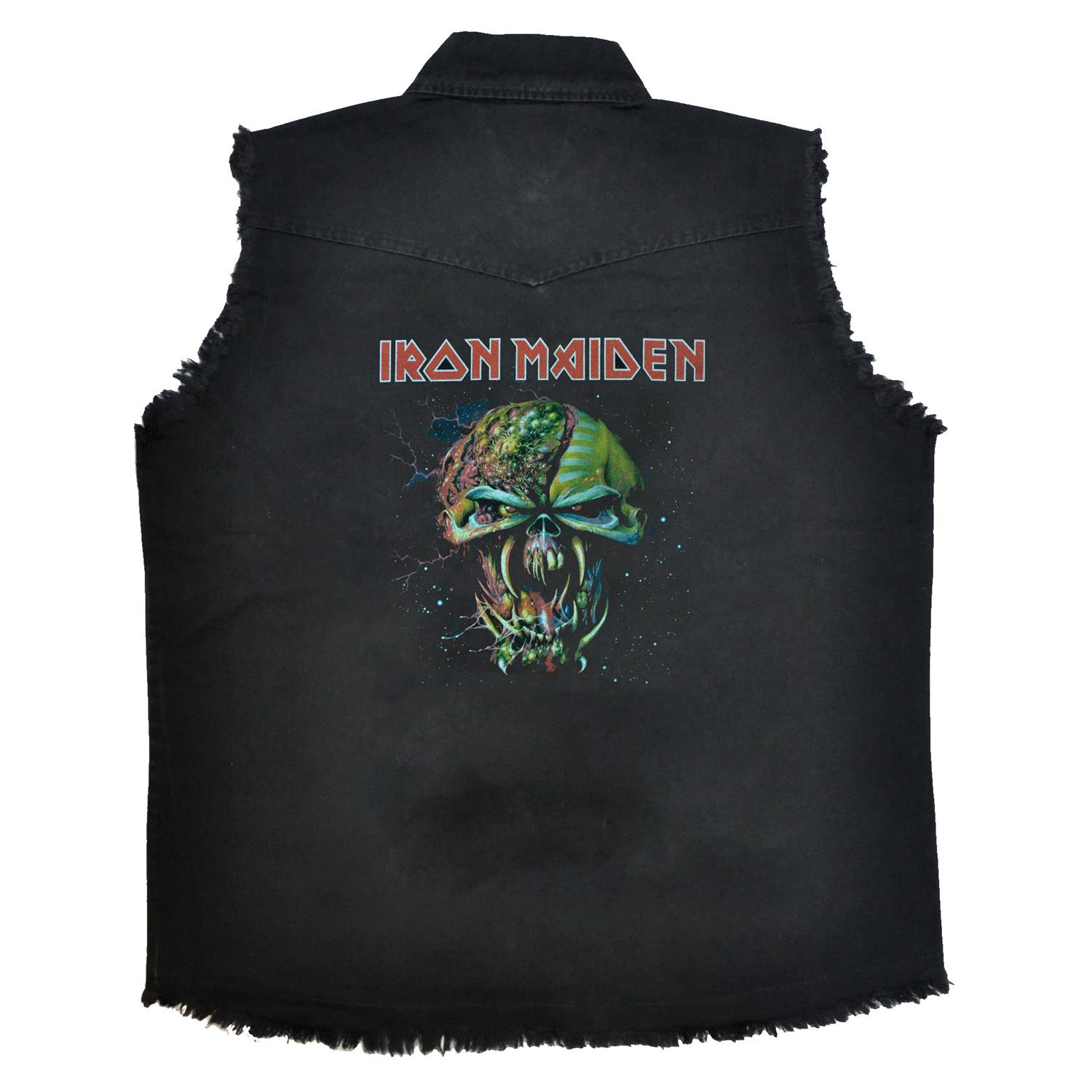 The Final Frontier Face (Import) Vest