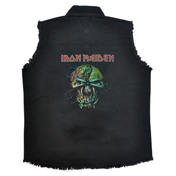 Iron Maiden The Final Frontier Face (Import) Vest