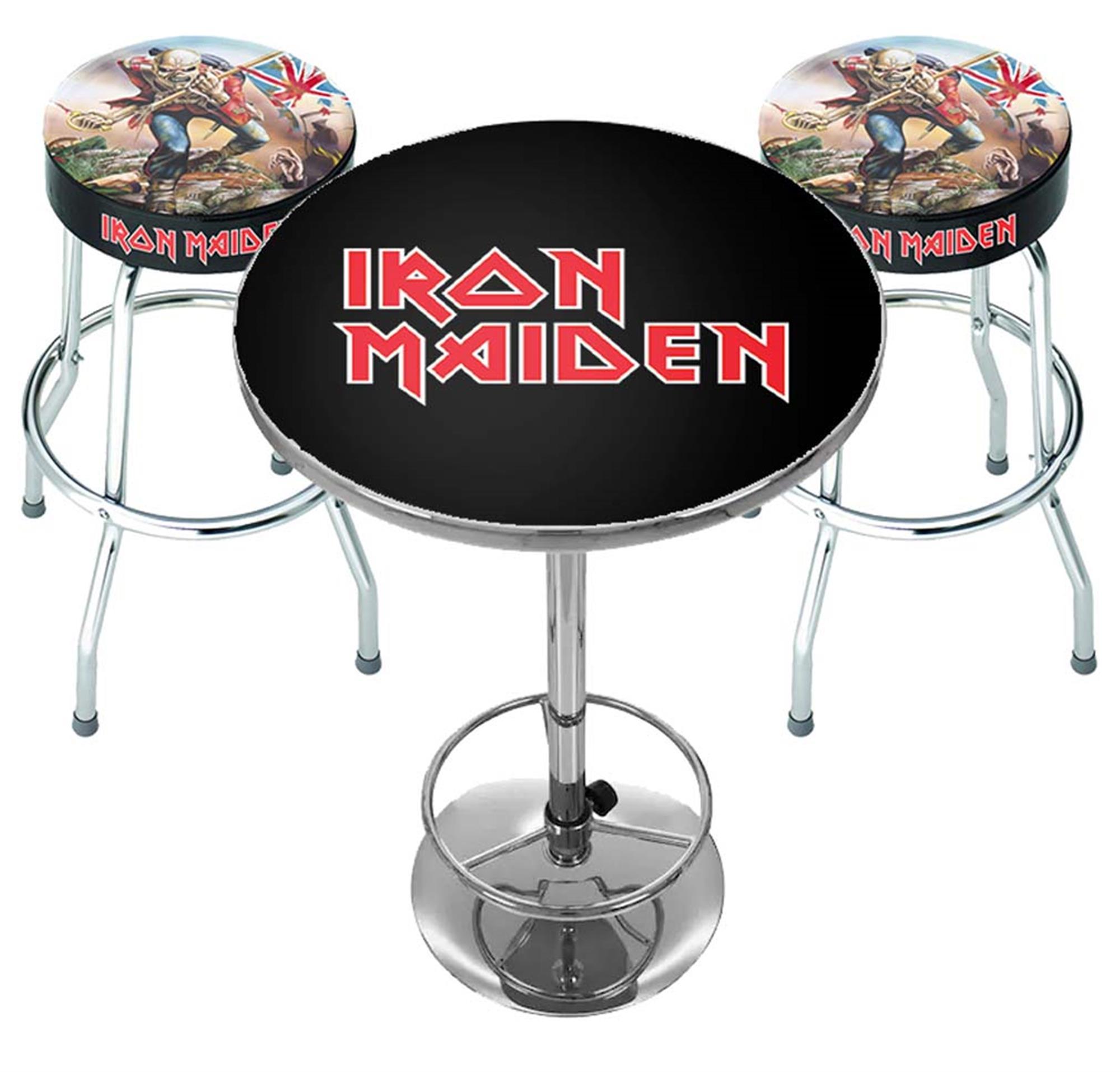 Iron Maiden Trooper Bar Set