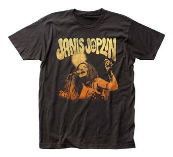 Janis Joplin Janis Joplin Live T-Shirt