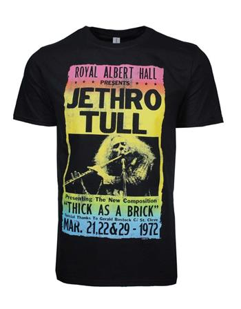 Buy Jethro Tull Royal Albert Hall T-Shirt by Jethro Tull