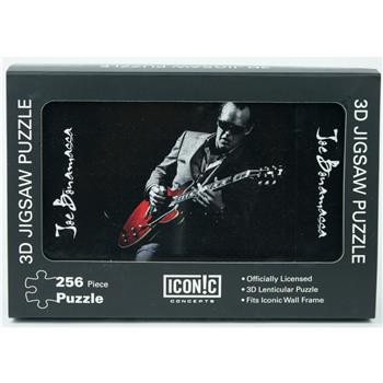 Buy Joe Bonamassa Red Guitar 3D Puzzle (252 Pieces) by Joe Bonamassa