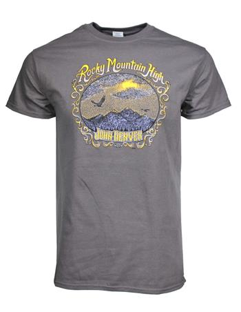 Buy John Denver Rocky Mountain High T-Shirt by John Denver