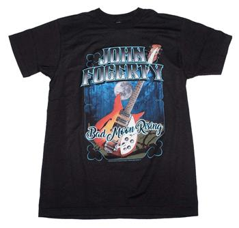 John Fogerty John Fogerty Bad Moon Rising T-Shirt